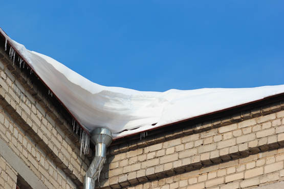 Roof Gutter Heating